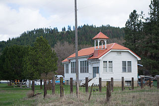 Hilgard, Oregon human settlement in Oregon, United States of America