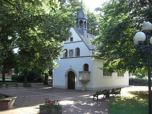 Stadtlohn - Image: Hilgenbergkapelle