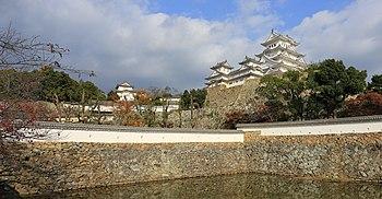 Himeji Castle, November 2016 -02.jpg