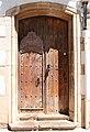 Historisches Eingangsportal in Tossa de Mar, Spanien.jpg