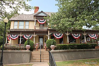 National Register of Historic Places listings in Wichita County, Texas - Image: Hodges Hardy Chambers House
