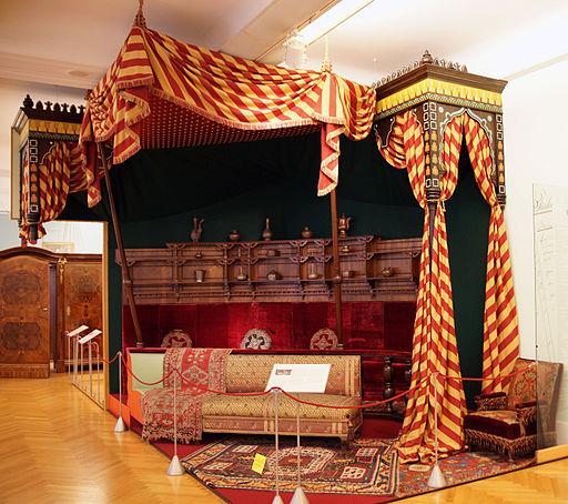 Hofmobiliendepot - Türkisches Zimmer von Kronprinz Rudolf