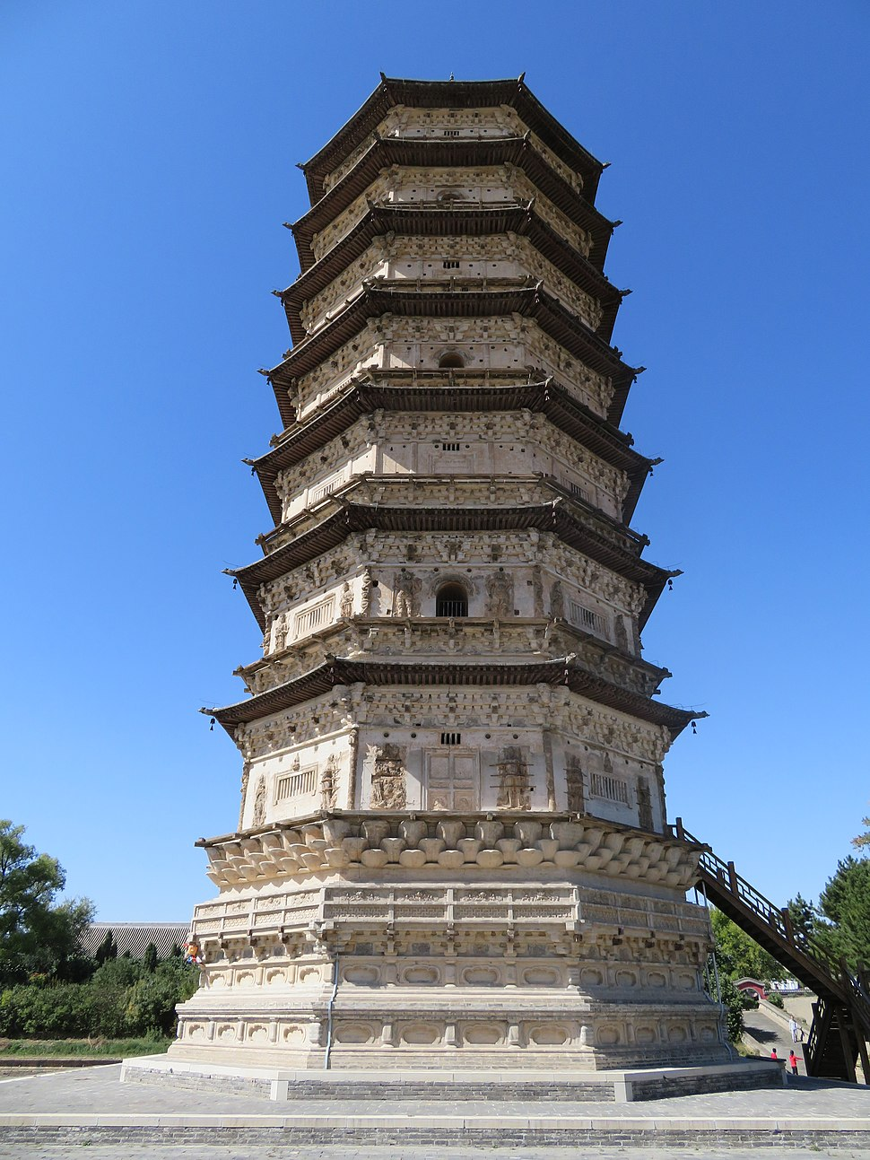 Hohhot White Pagoda 2