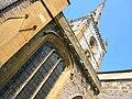 Holy Trinity, Stratford, spire.jpg