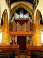 Holy Trinity Church, Kendal, Organ - geograph.org.uk - 1245396.jpg