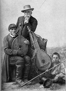 Hnat Honcharenko Ukrainian musician