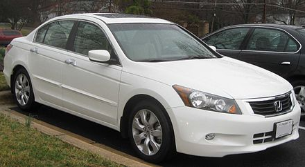 2008 2012 Accord USand China