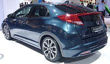 Honda Civic 2.2 i-DTEC (rear quarter).jpg