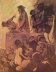 Honoré Daumier: Q61894068