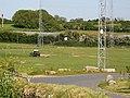 Hoovering up Golf Balls - geograph.org.uk - 1318975.jpg