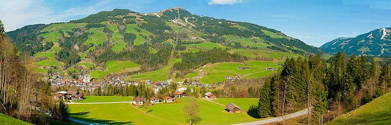 Hopfgarten Im Brixental Austria  city photo : Panorama [ Bearbeiten | Quelltext bearbeiten ]