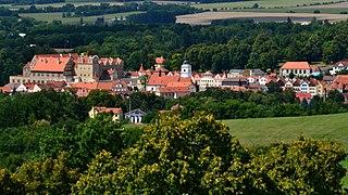 Horšovský Týn Town in Plzeň, Czech Republic