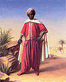 Horace Vernet-Portrait Arab.jpg