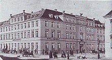 Henri Hotel Hamburg Fruhstuck