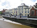 Hotel with view over the River Torridge - geograph.org.uk - 1325388.jpg