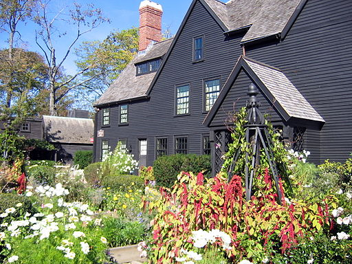 House of Seven Gables a Salem