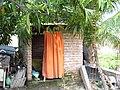 Household flush toilet outside (3024783962).jpg