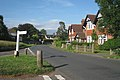 Houses on The Green, Frant - geograph.org.uk - 1357623.jpg