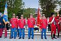 Hrvatske povijesne vojne postrojbe 072012 004 roberta f.jpg
