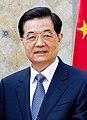 Hu Jintao with BRICS Leaders 2012.jpg