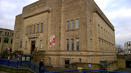 Huddersfield Library and Art Gallery Huddersfield Library and Art Gallery.jpg