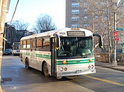 List Of Bus Routes In The Bronx Wikipedia