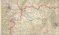első bécsi döntés térkép Első bécsi döntés – Wikipédia