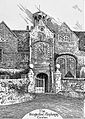 Hungerford Almshouses, Corsham. Wellcome L0003044.jpg