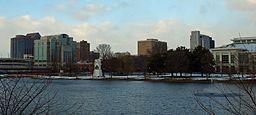 Huntsville skyline Dec10