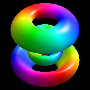Probability amplitude - Image: Hydrogen eigenstate n 5 l 2 m 1