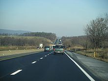 Interstate 78 in New Jersey