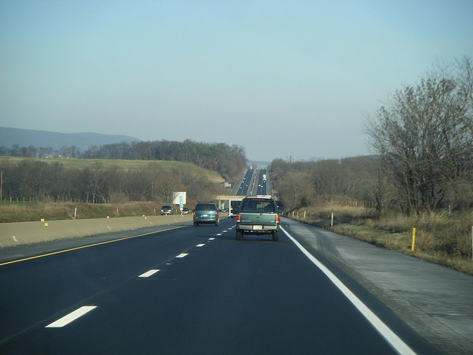 I-78-US 22 EB at mile marker 24.5.JPG