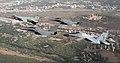 IAF MiG-27UPG, Su-30MKI and French Air Force Rafale at Garuda V exercise.jpg