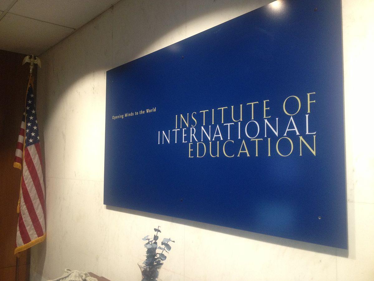 Institute Of International Education Wikipedia