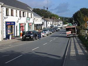 R755 road (Ireland) - Image: IM Groundwood R755 4112w