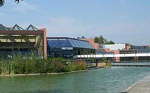 École supérieure d'Informatique, réseaux et systèmes d'information - Campus of Cergy