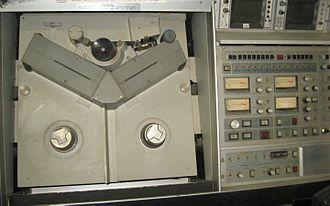 IVC videotape format - IVC-9000 VTR at DC Video