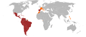 Countries participating in the Ibero-American ...