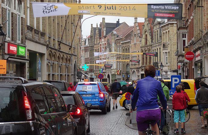 Ieper - Tour de France, étape 5, 9 juillet 2014, départ (A02).JPG
