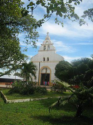 Medina, Cundinamarca - Image: Iglesia Medina