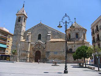 Lucena, Córdoba - Church of St. Matthew