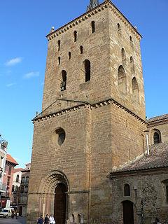 Iglesia de Santa Mar?a de Azoague - Benavente  (Zamora).JPG