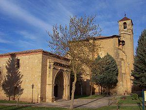 Bañares - Church and chapel in Bañares