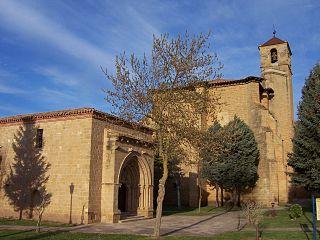 Iglesia parroquial de la Santa Cruz y Ermita de la Santa Cruz - Bañares - La Rioja.jpg