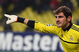 La Fábrica - Iker Casillas, considered by some to be the best goalkeeper of his generation and a five-time consecutive winner of FIFA/FIFPro World's Best Goalkeeper Award, is also a La Fábrica graduate.