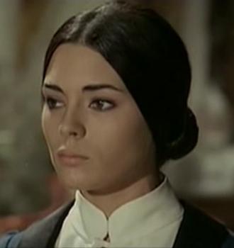 Pilar Velázquez - Velázquez in The Forgotten Pistolero (1969)