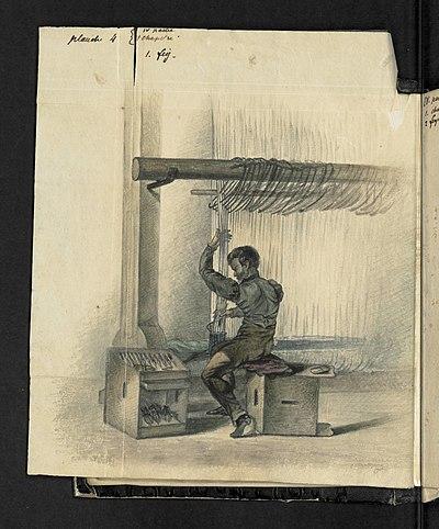 Illustration 3 extraite du Manuel sur l'art de la tapisserie par Mr Deyrolle, ancien chef d'atelier aux Gobelins.jpg