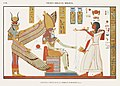 Illustration from Monuments de l'Egypte de la Nubie by Jean-François Champollion, digitally enhanced by rawpixel-com 51.jpg