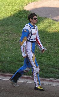 Ilya Bondarenko (speedway rider) Russian speedway rider