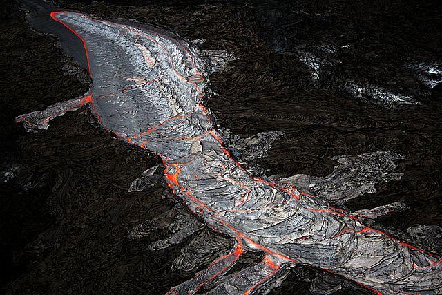 lava channel